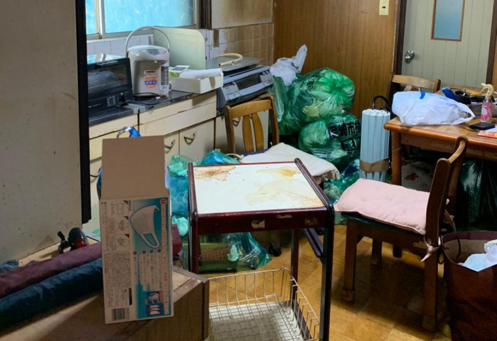 西淀川区I様の不用品回収事例