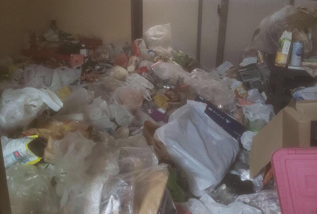 鶴見区T様のゴミ屋敷清掃事例