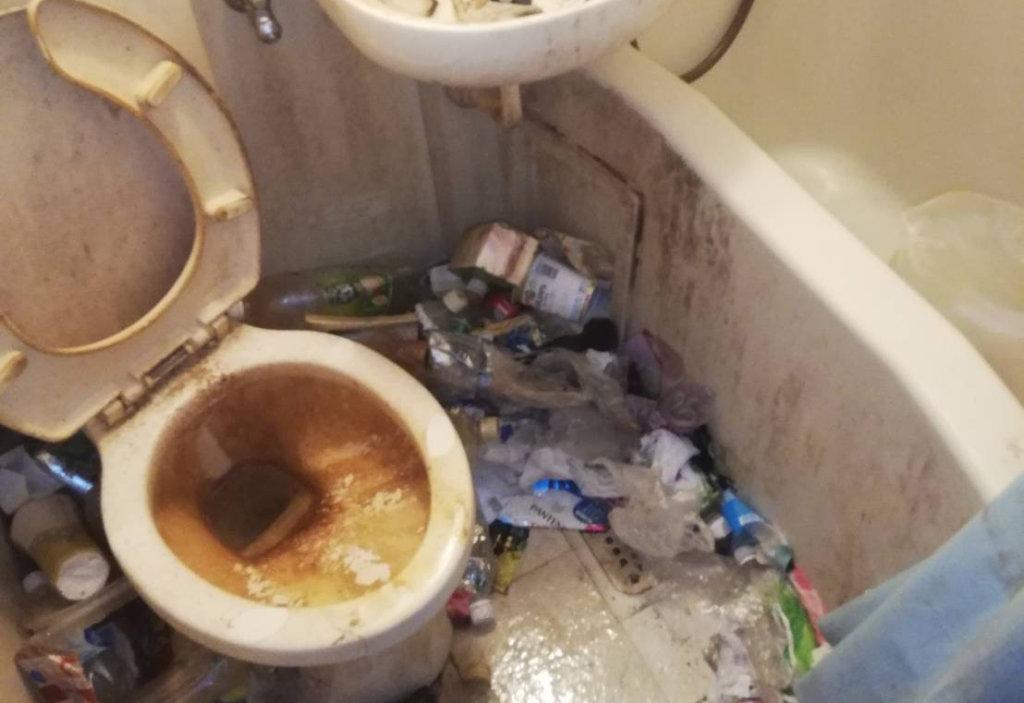 北区A様のゴミ屋敷清掃事例