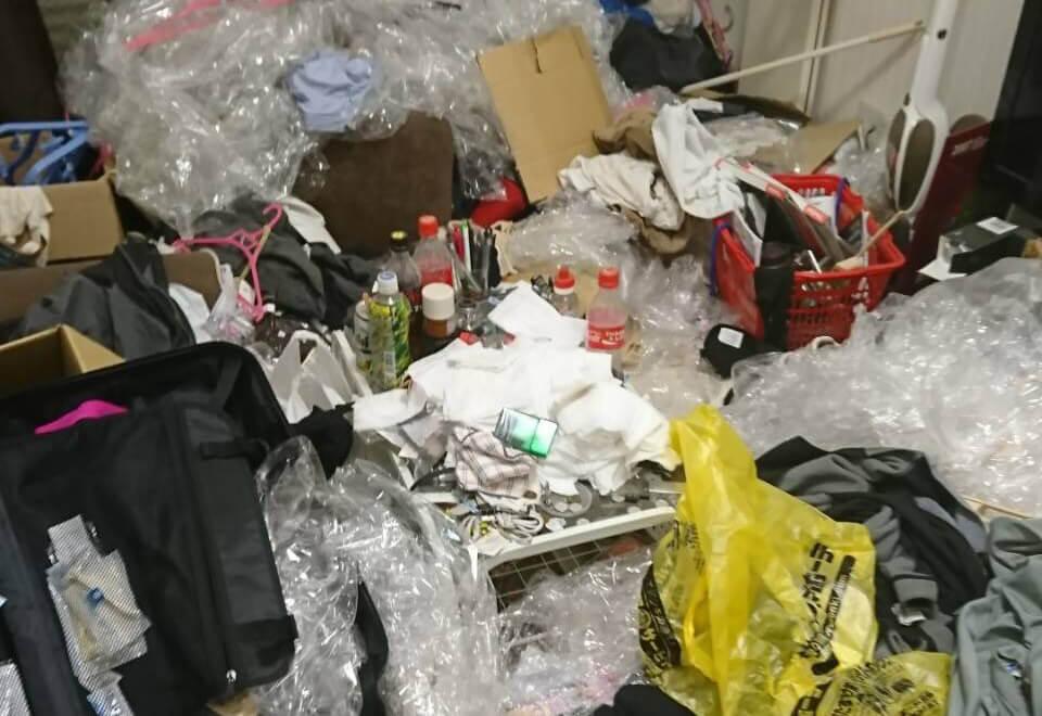 港北区I様のゴミ屋敷清掃