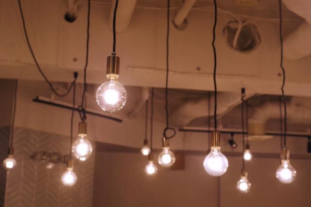 照明器具の処分する手順とは