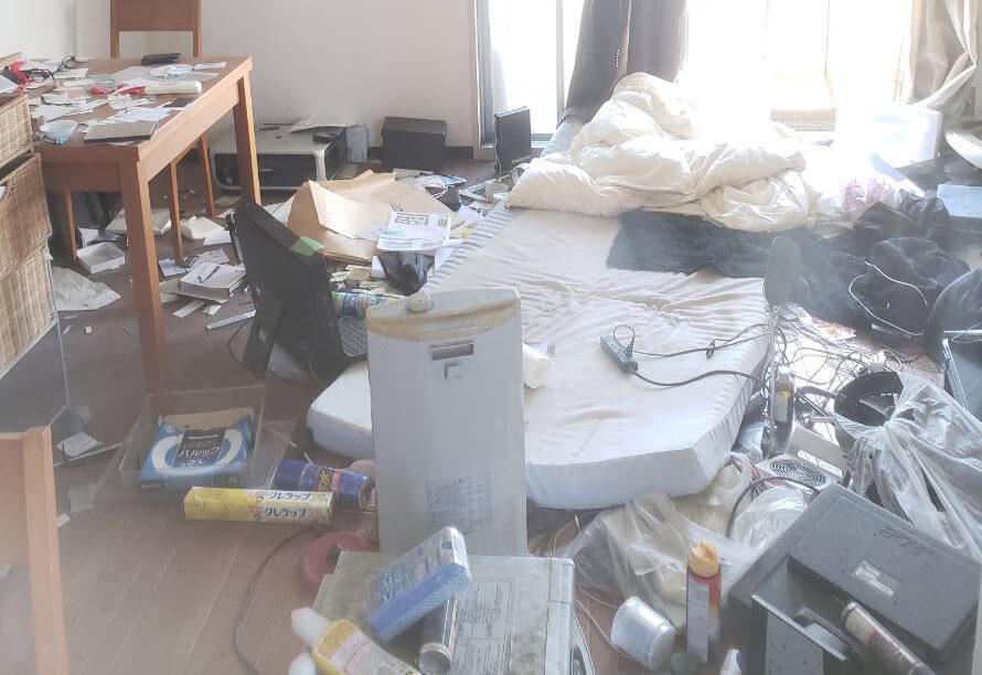 昭和区I様の引っ越しに伴う回収事例