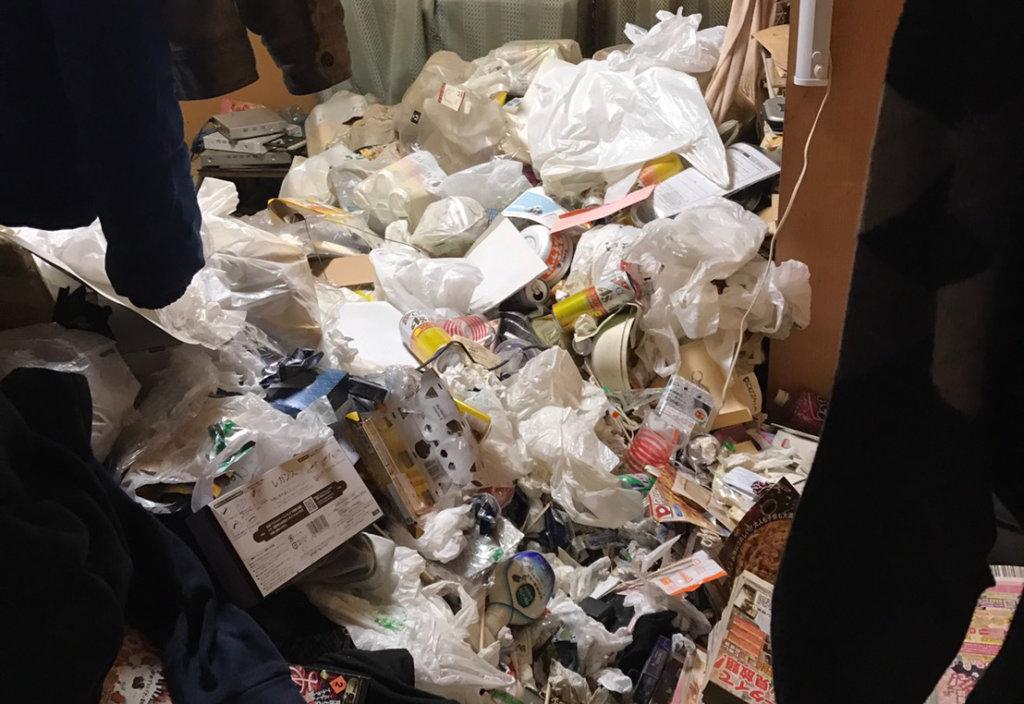 緑区M様のゴミ屋敷清掃事例