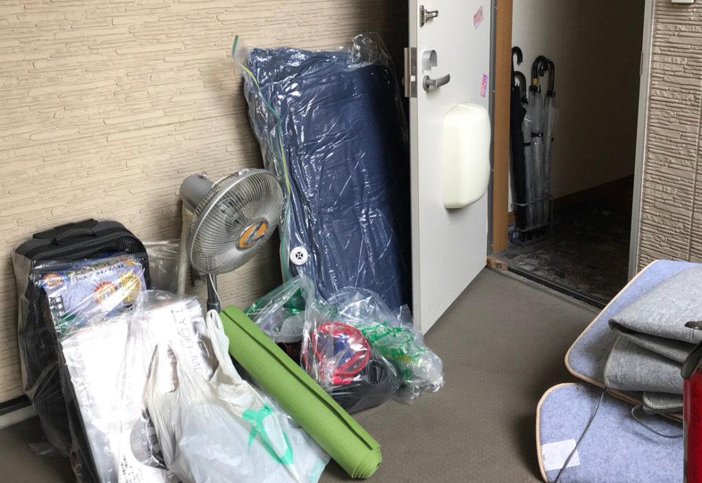 中川区の引っ越しに伴う回収事例