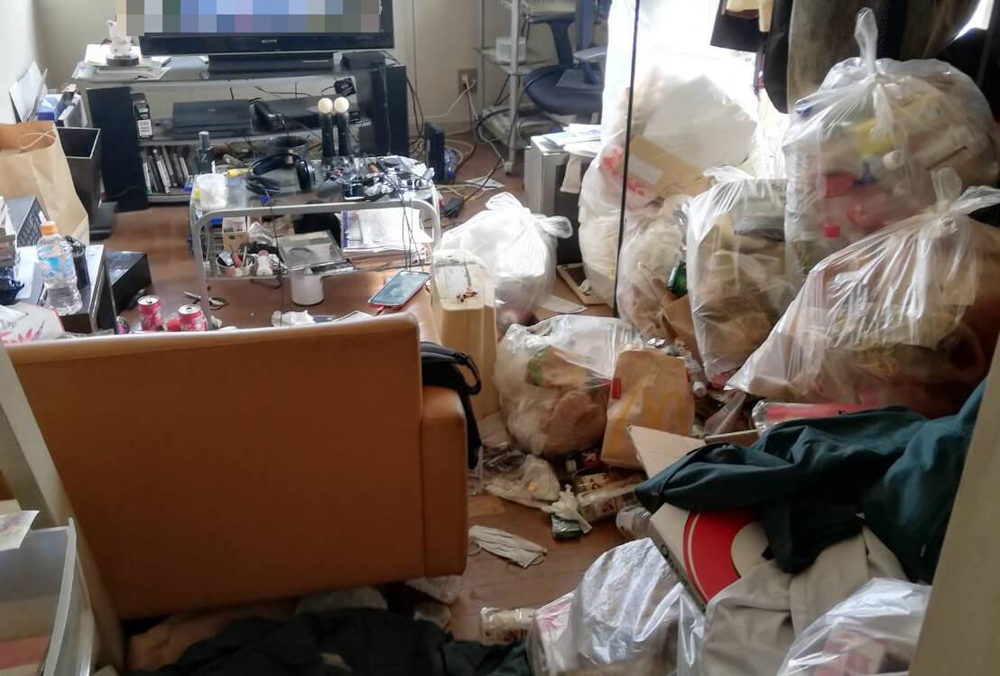 中央区の不用品回収