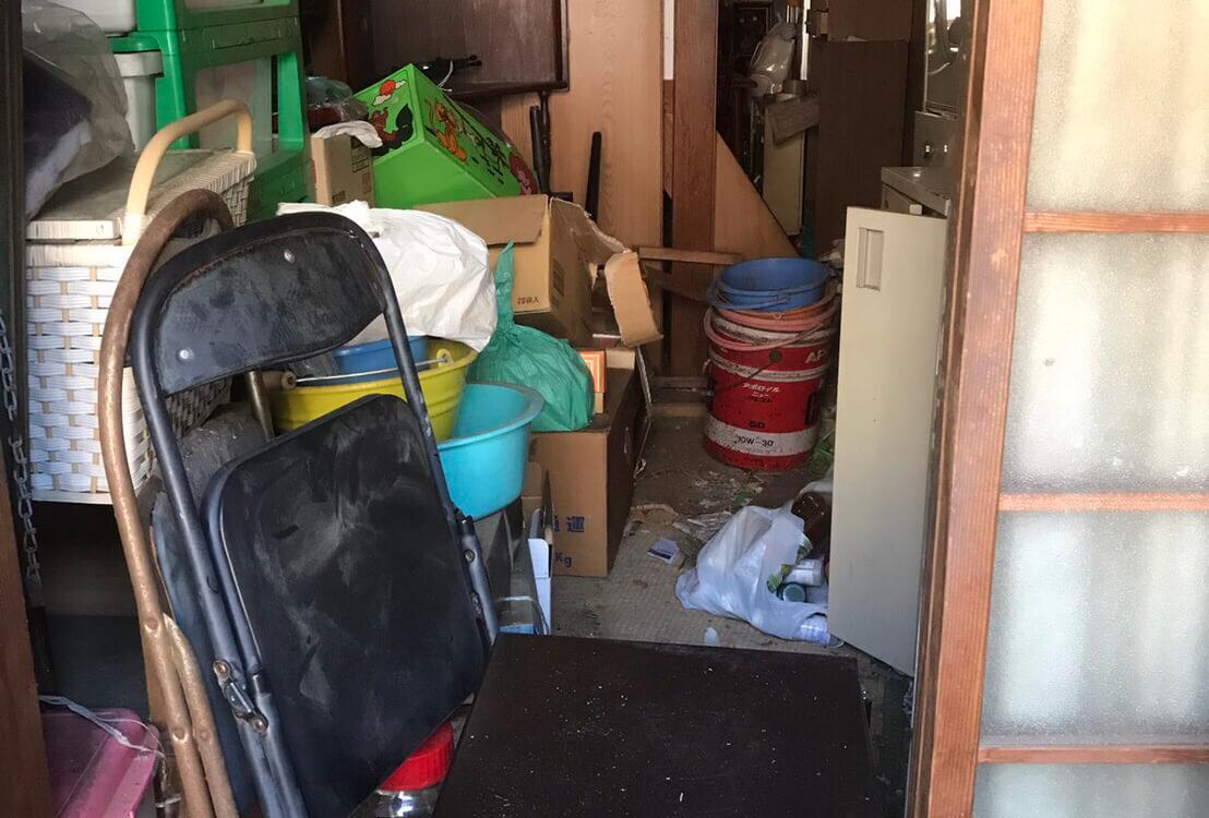東灘区の引っ越しに伴う回収
