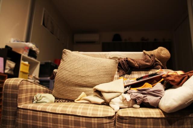 汚部屋を短時間片付けられる方法