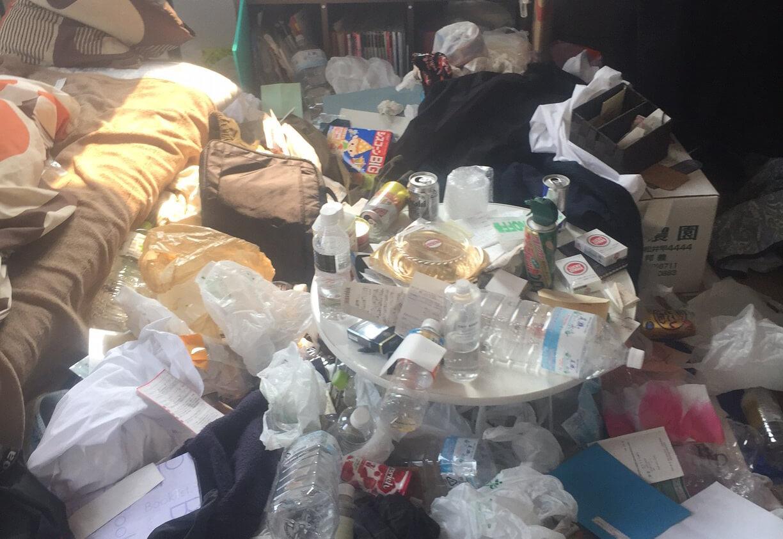 大宮区T様のゴミ屋敷清掃