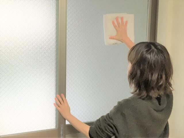 窓や網戸の掃除方法