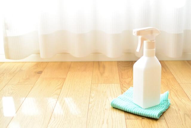 窓の掃除方法