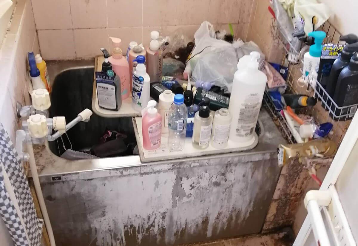 江東区T様のゴミ屋敷清掃