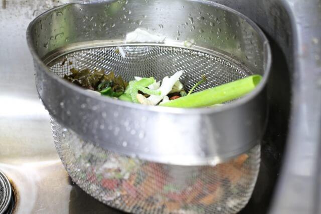一人暮らし 生ゴミ 処分方法 ブログ01