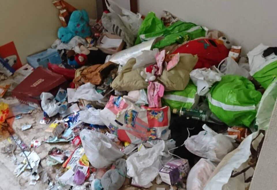 幸区N様のゴミ屋敷清掃