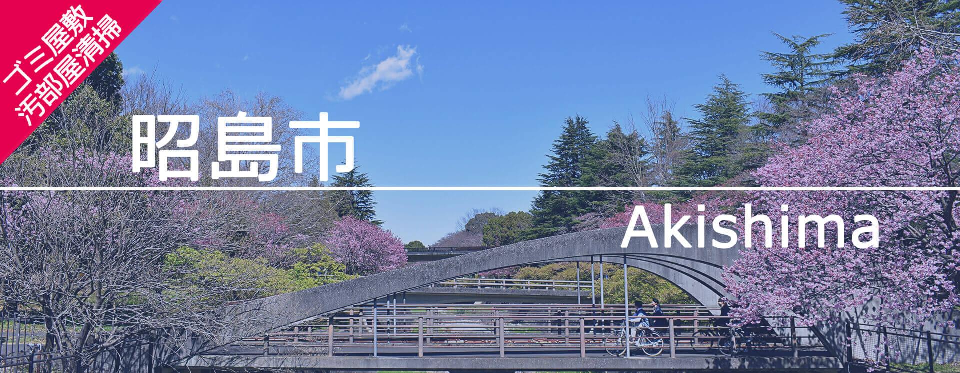 昭島市の片付け実績