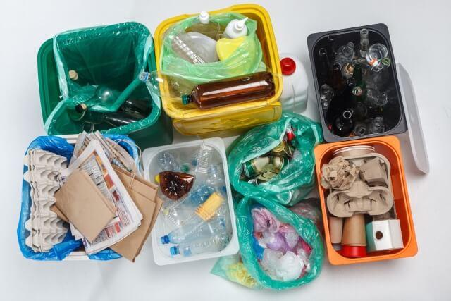 ゴミ屋敷 分別 ブログ01