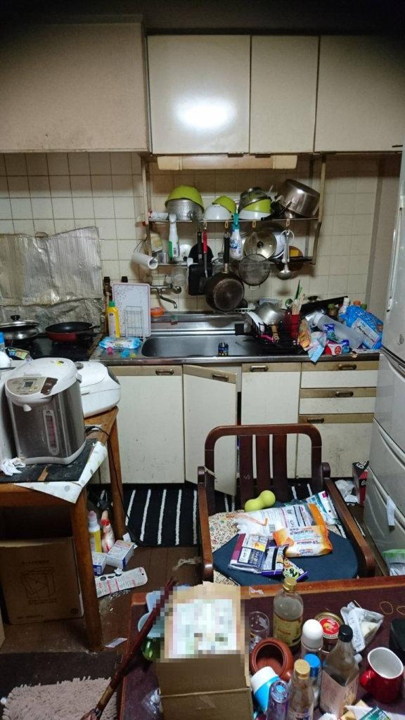 大阪市 中央区 N様 ビフォー01