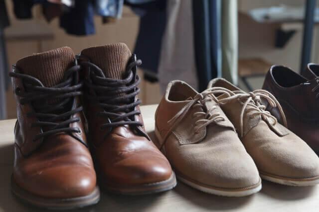 靴 処分 ブログ04