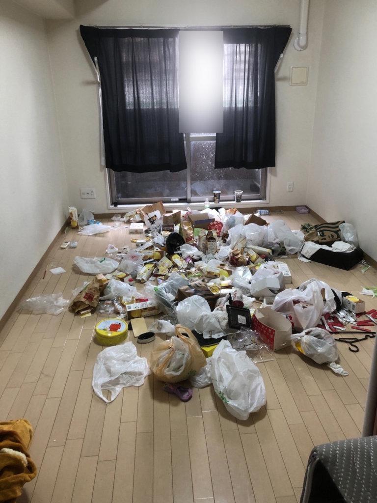 大阪市 西成区 K様 ビフォー