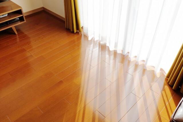 フローリング 掃除 ブログ01
