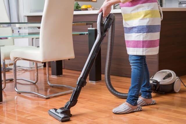 フローリング 掃除 ブログ06