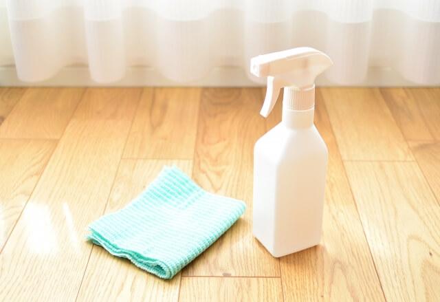 フローリング 掃除 ブログ08