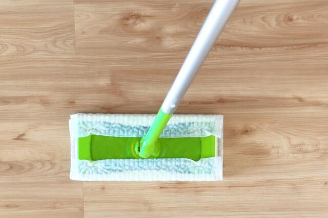 フローリング 掃除 ブログ11