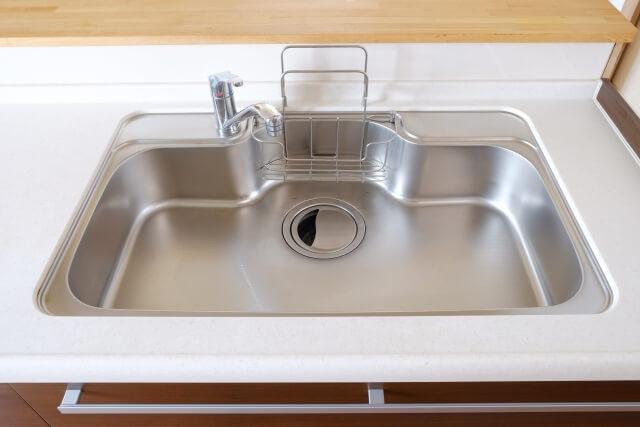 キッチン シンク 掃除 ブログ01
