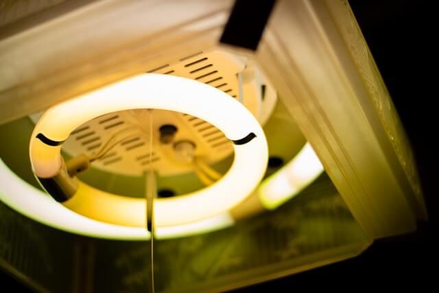 蛍光灯 処分方法 ブログ01