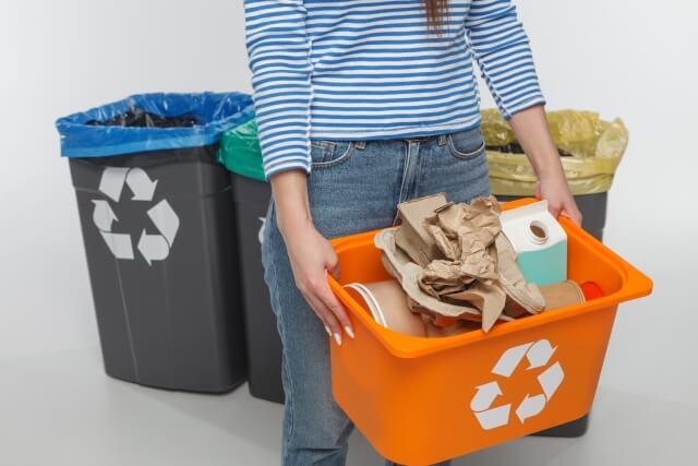 リサイクル ゴミ ブログ09