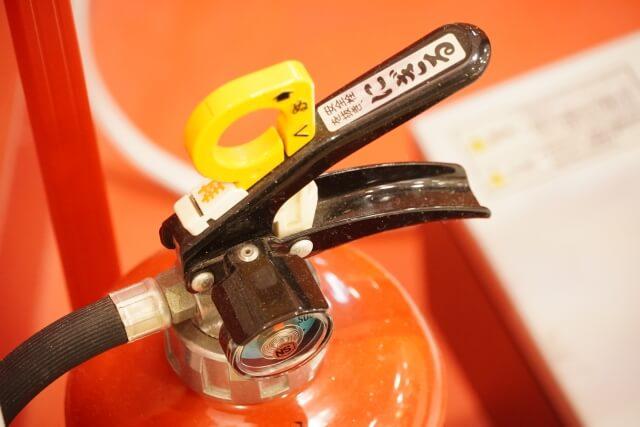 消火器 処分 ブログ01
