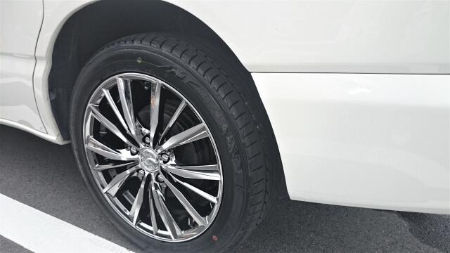 タイヤ 処分 ブログ01