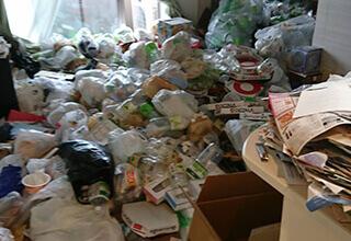 ゴミ屋敷 片付け 手順 ブログ16