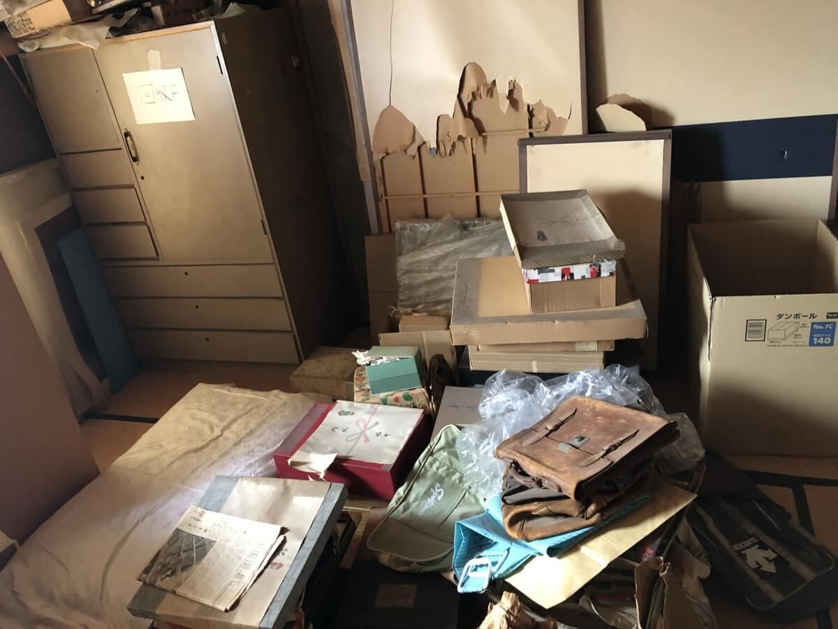 ゴミ屋敷についてのブログ
