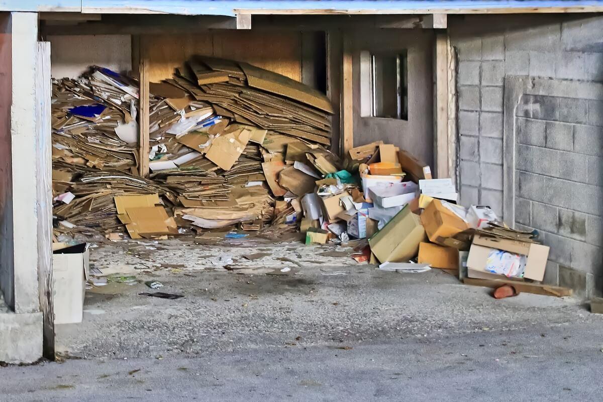 ゴミ屋敷のかつ付け方のブログ