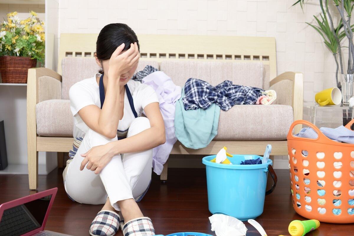 ゴミ屋敷を生む原因になりやすい人の特徴