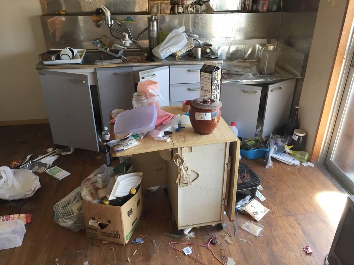 ゴミ屋敷に関するブログ