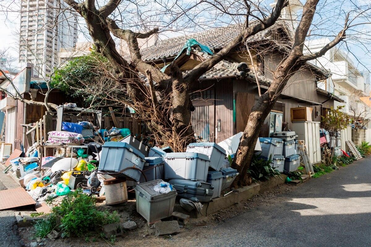 神奈川県横浜市のゴミ屋敷の条例