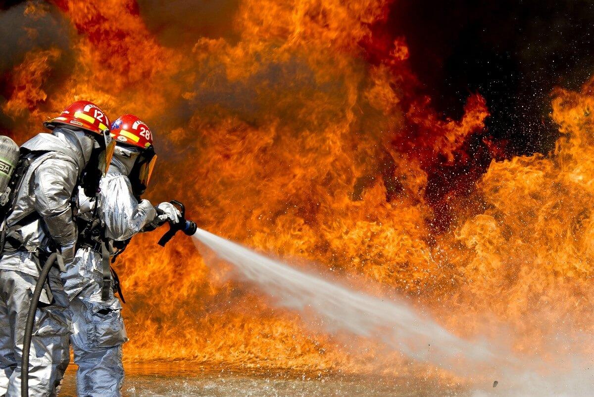 放火のリスク