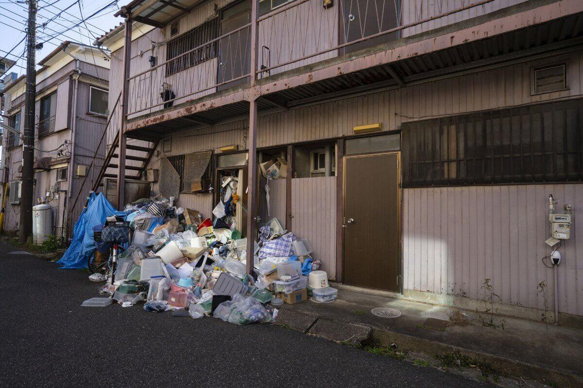 ゴミ屋敷のゴミはどうなる?
